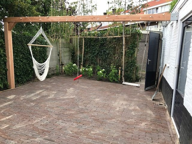 Voor en achtertuin Eindhoven Centrum