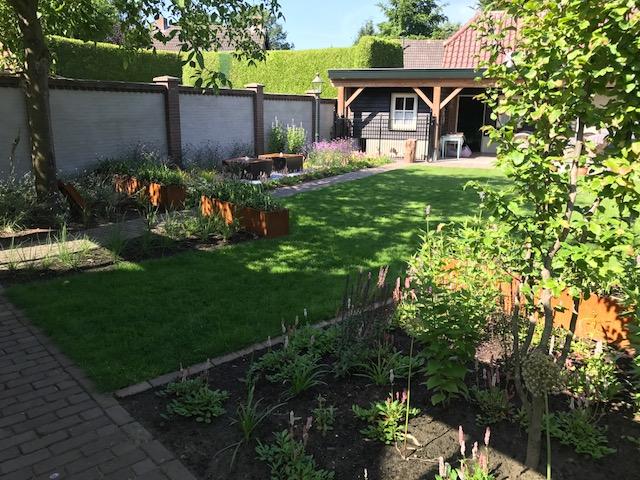 Tuin in Liempde