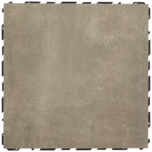 Ceramidrain 60x60x4 cm Concrete dark grey