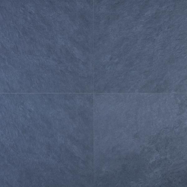 Ceramiton 80x80x3 cm Dark slate
