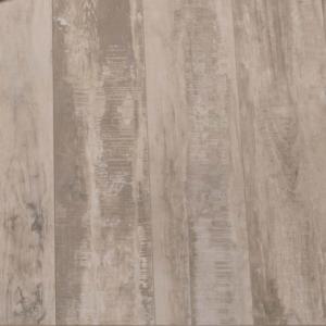 Madera Old weathered wood 120x30x2 cm Bruin-zwart genuanceerd
