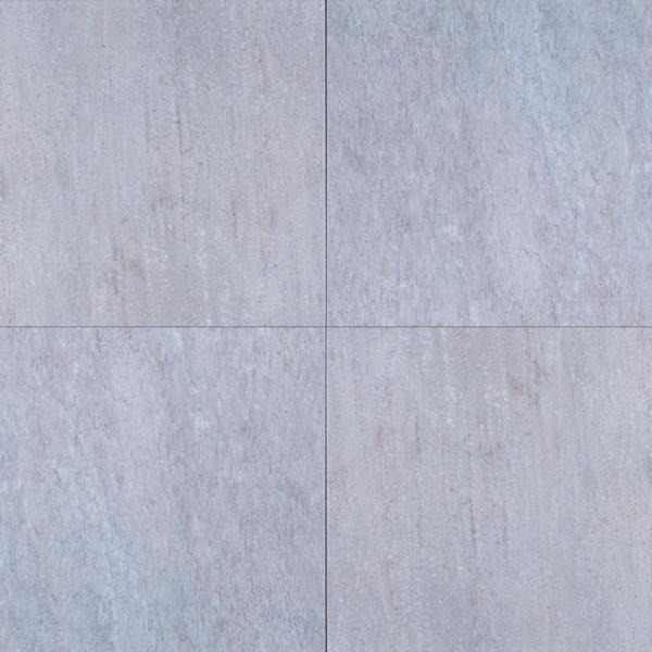 Ceramiton 60x60x3 cm Shimmer grey