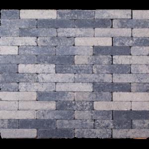 Kobblestones 20x5x7 cm Grijs-Zwart