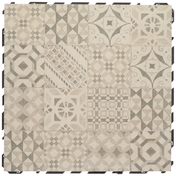 Ceramidrain 60x60x4 cm Decor
