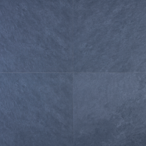 Keramische binnentegel 60x60x1 cm Dark slate