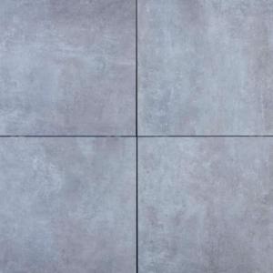 Keramische binnentegel 60x60x1 cm Elephant grey