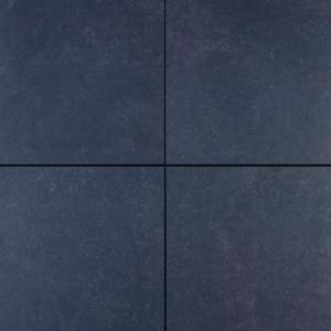 Keramische binnentegel 60x60x1 cm Onyx black